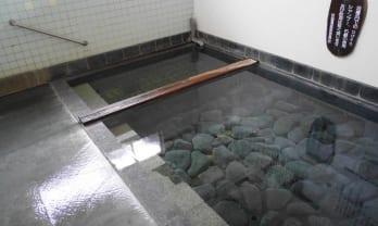 無人の奴留湯温泉と山川温泉が300円に値上がりしていた