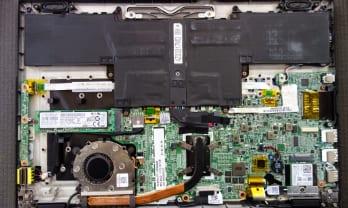 NEC PC-HZ550AAB は右クリックがおかしい