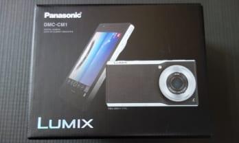 DMC-CM1 はカメラにスマホがついたカメフォーン