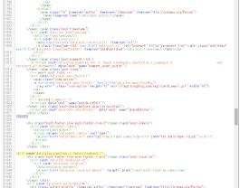 トップページに表示したくない項目を隠す方法 Blogger top-page simplify