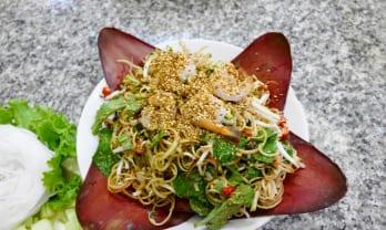 ネームヌアンというベトナム料理を食べたら