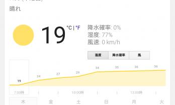 からっとした暑さのタチレク