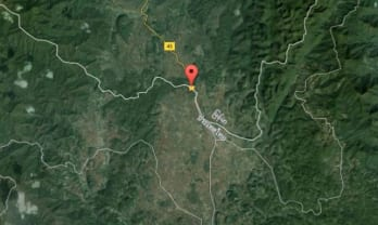 Kew Pha Wok 國境タイ-ミャンマーは通れそうで通れない