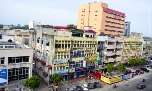 Terengganu発コタバル行きバス時刻表 Kota Bharu