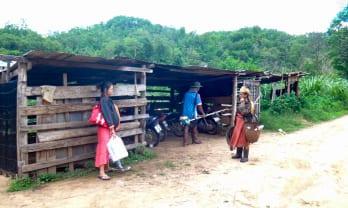 Huay Pu Keng VIllage カヤン村