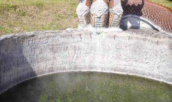 ノーンクロック温泉 Nong Khrok Hot Spring บ่อน้ำพุร้อนบ้านหนองครก