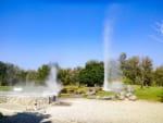 サンカンペン温泉 น้ำพุร้อนสันกำแพง   San Kamphaeng