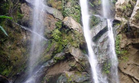 Mork Fa Waterfall モクファの滝