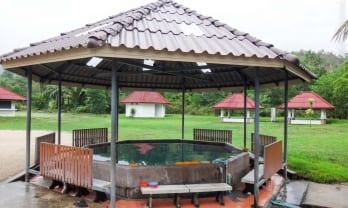 プルンピ温泉 Ranong