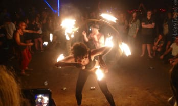 Full Moon Party in Pai