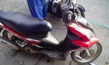 Pai には不良バイクが多い
