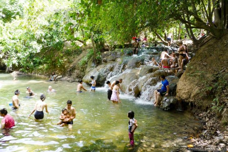タイの温泉ランキング Thai Hot Springs Ranking