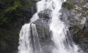 クルンチンの滝 อุทยานแห่งชาติเขาหลวง Krung ching waterfall