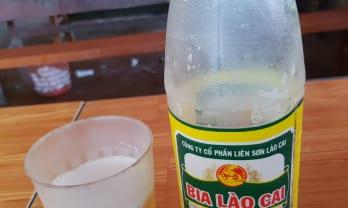 Bia Lao Cai ラオカイビール