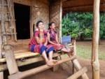 Pha Suam Waterfall パスアンの滝と民族村