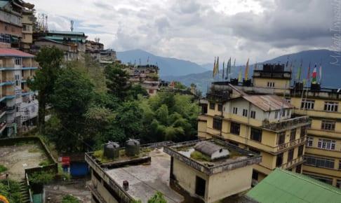 Gangtok のHotel Dongkheala