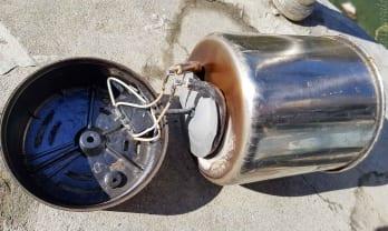 自炊器 Baltra Heating Cup BHC 103 の構造