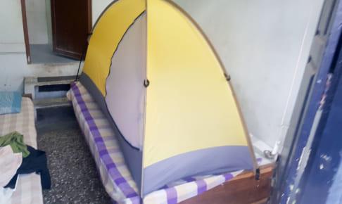 テントやバッグのジッパーが壊れたらペンチで簡単に治す