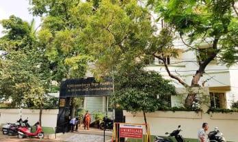 チェンナイのアシュタンガヨガと Krishnamacharya Yoga Mandiram