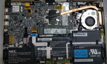 Samsung SSD 500GB 850 EVO M.2 が壊れたが特定ファイルは救出成功