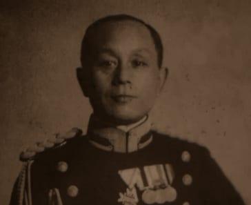 柳田元三 第33弓 師団長