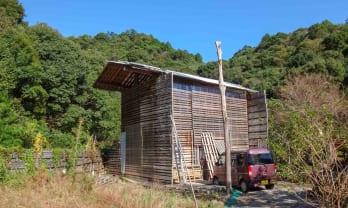 開拓記4: 手作りの家