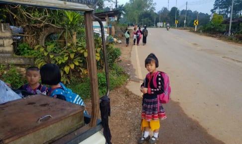 高原野菜地帯をゆく:タイ農業は農薬依存度高い