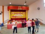 メーチャンの支那寺で斎食祭り