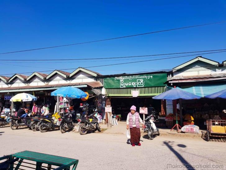 シポウの市場
