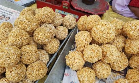 シワンの菓子がうまい:クシナガールからラジギールへの道