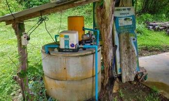 水道ポンプがうるさいタイの住宅事情