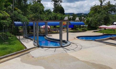 ロマニー温泉 :パンガ